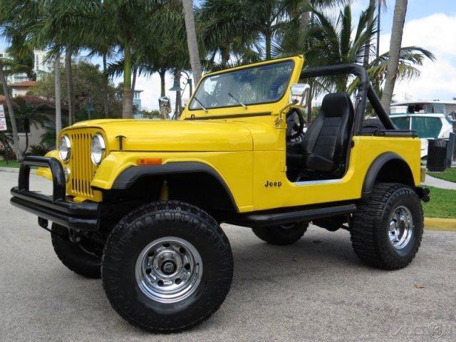 1983 Jeep Cj7 | Jeep CJ 1942-1986 | Pinterest | Jeep cj7 ...