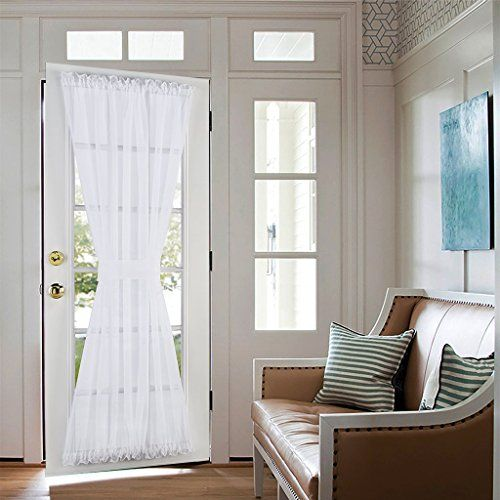 17 Best Ideas About French Door Curtains On Pinterest
