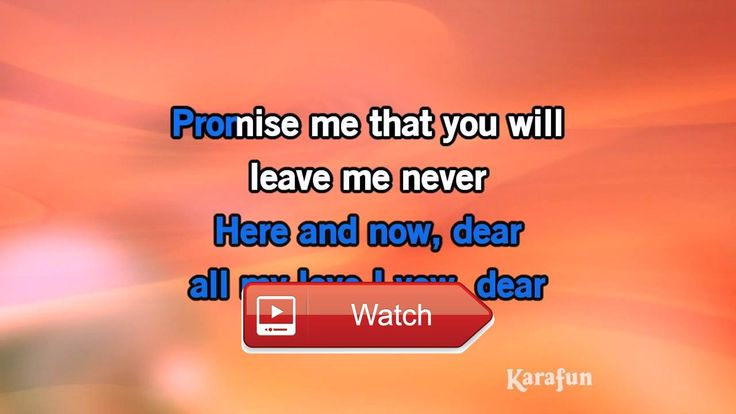 Karaoke Hawaiian Wedding Song Elvis Presley  Download MP Sing Online