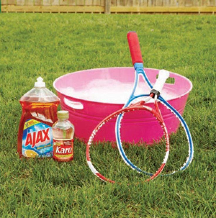 une recette secr te pour faire des bulles savon plus durables que les bulles commerciales. Black Bedroom Furniture Sets. Home Design Ideas