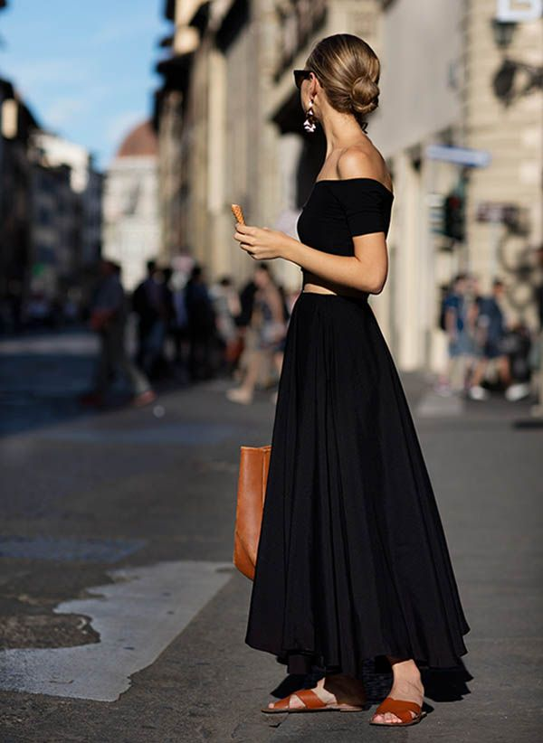 Street Style All Black