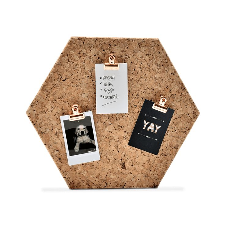 LARGE CORK PINBOARD SET:   The ultimate pin-up.