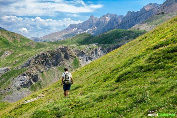 Fernwandern - erfüllend und nachhaltig reisen