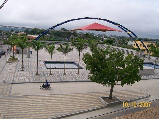 Plaza de Majagual en Sincelejo, Sucre