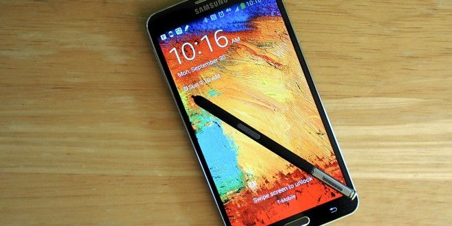 Samsung Galaxy Note 4 with a screen 5.7-inch super AMOLED capacitive - Digital Review Network