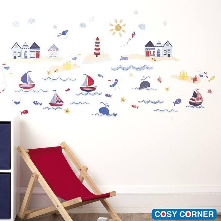 Μία υπέροχη συλλογή από 59 διασκεδαστικά και πολύχρωμα αυτοκόλλητα τοίχου για να διακοσμήσετε το παιδικό δωμάτιο ή ακόμη και το νηπιαγωγείο. http://goo.gl/VAsNRM
