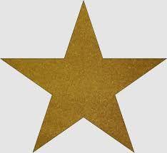 Resultado de imagem para molde estrela de natal