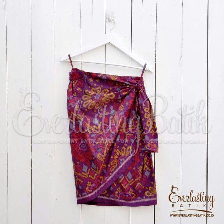 Kain Ende Bali Skirt :)