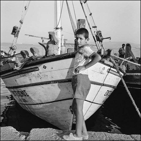 Robert Mc Cabe ΑΙΓΑΙΟ Ι ΔΕΚΑΕΤΙΑ 1950 ΦΩΤΟΓΡΑΦΙΑ