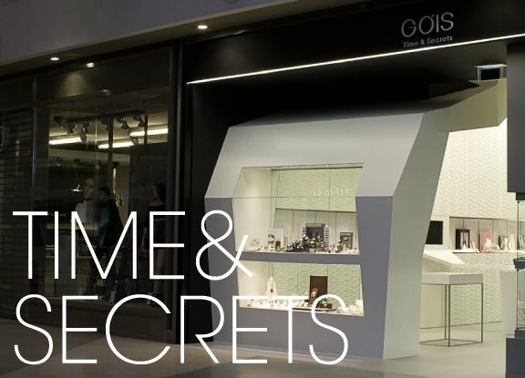 Loja Time & Secrets - Dolce Vita