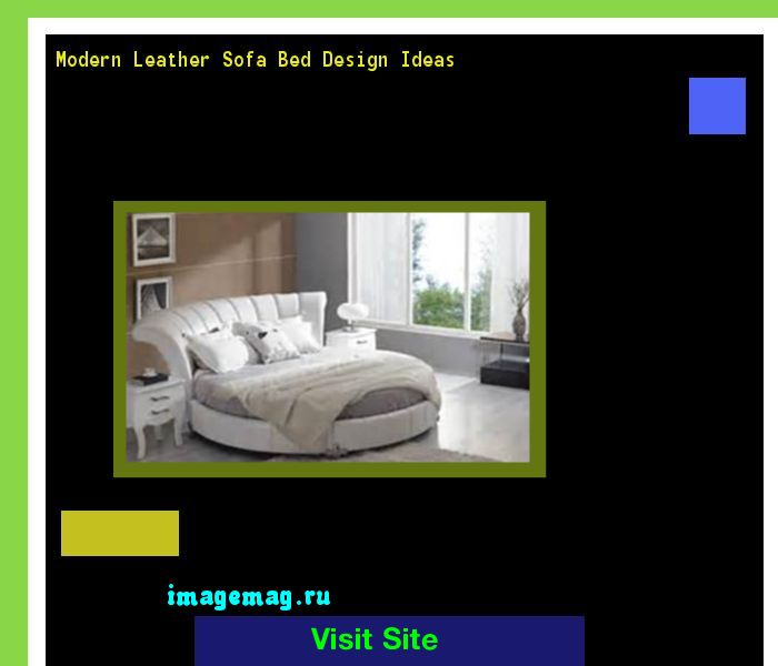 Modern Leather Sofa Bed Design Ideas 144731 - The Best Image Search