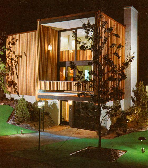 Chatelaine Expo 67 House Winner,