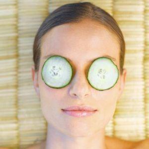 Handling those under eyes issues ,