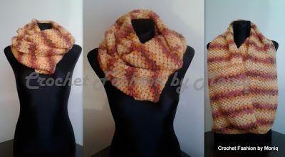 Crochet fashion by Moniq: YarnArt Angora Active nr 844