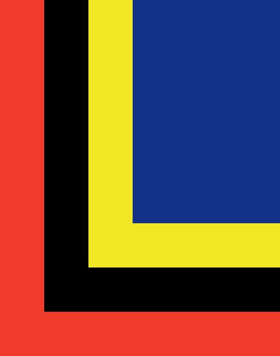 Poster Board Primary Colors, Variety Pack, 11x14, 8/PK
