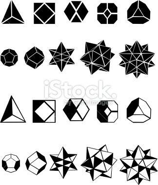 The 25+ best Geometric shapes names ideas on Pinterest