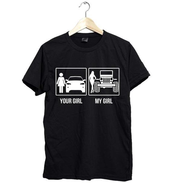 Jeep lover Jeepsy soul Jeep t-shirt