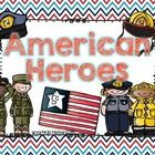 Updated 9/11/13: Added more writing pages and even more American heroes! This freebie now includes: fire safety week, Veterans Day, Memorial Day an...
