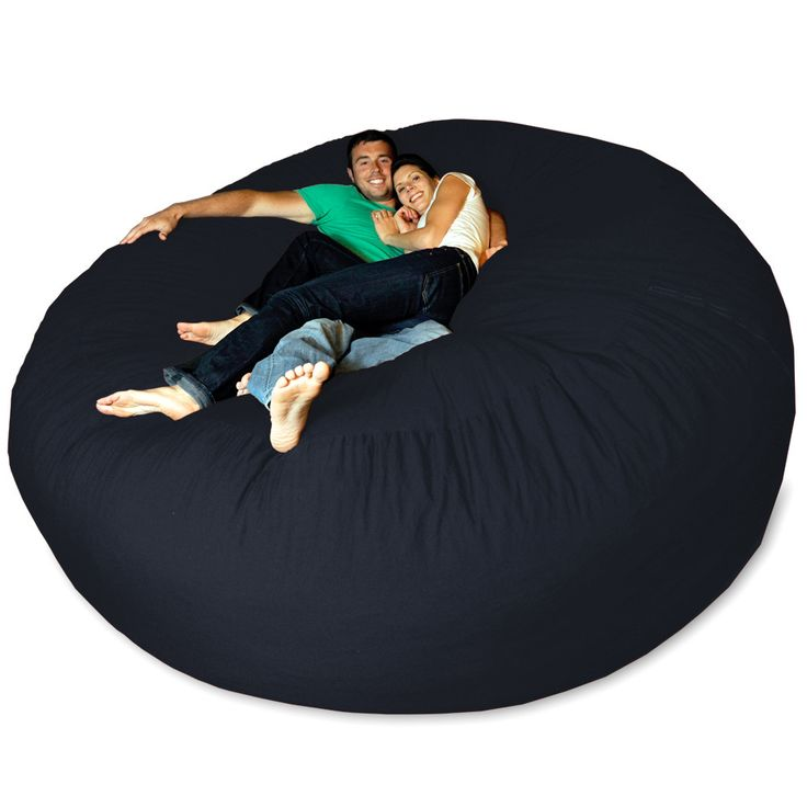 Bean bag bed with built in blanket and pillow Big Joe Fuf Media Bed, Black.  Click now bean bag - Best 25+ Big Bean Bags Ideas On Pinterest Bean Bag Chairs, Big