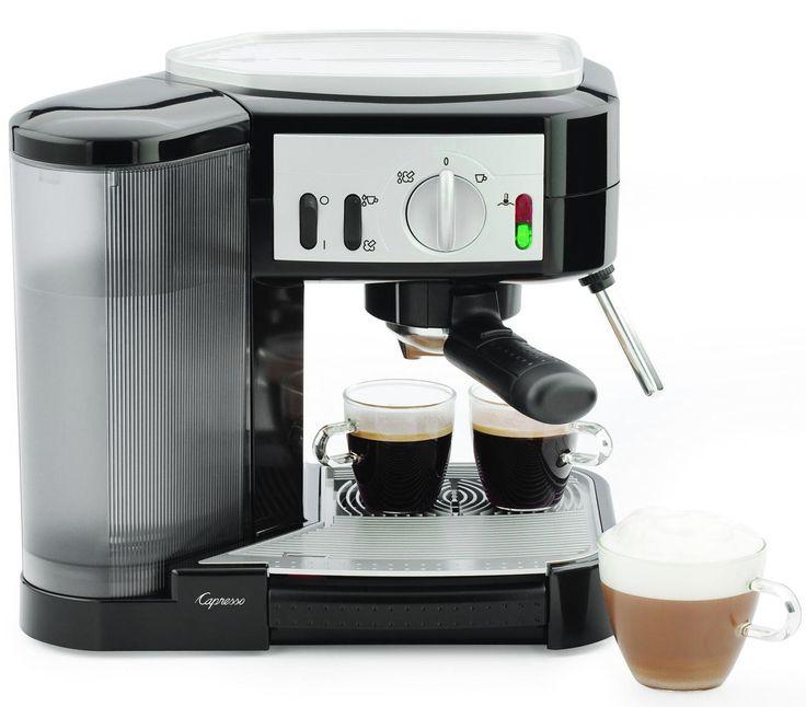 Coffee Maker Replacement Pump : 1000+ ideas about Cappuccino Machine on Pinterest Automatic espresso machine, Espresso maker ...