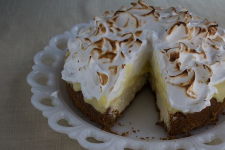 Key Lime Cheesecake Pie | Cakes, Cupcakes & Pies | Pinterest