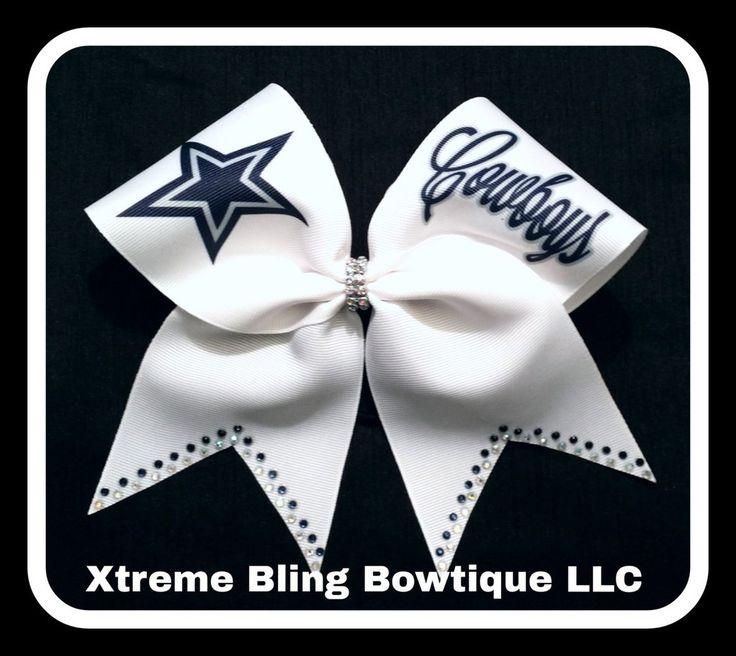 Cheer Bow-Sports Team