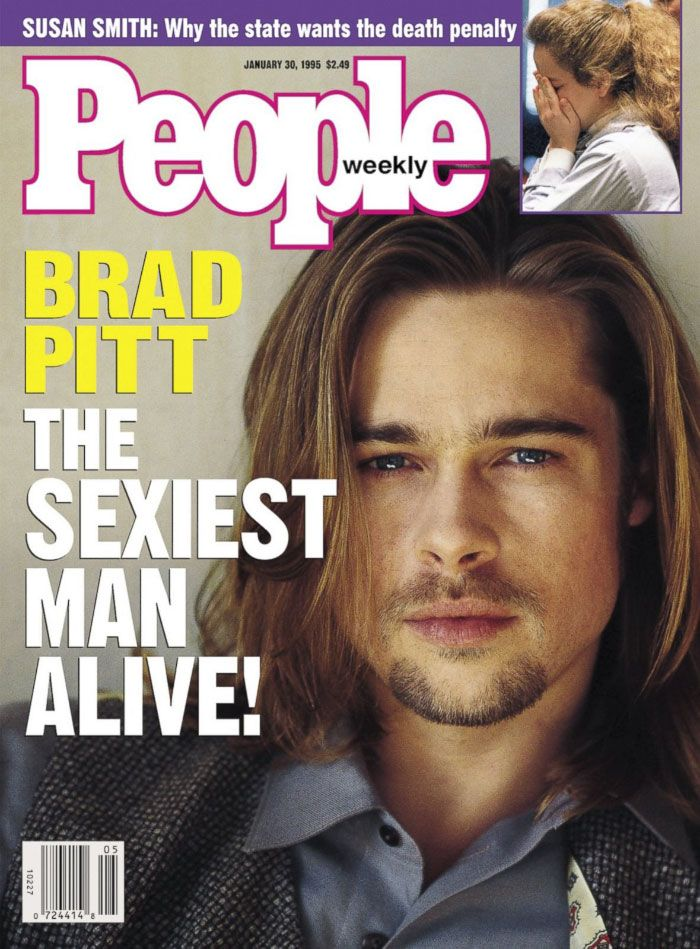 Brad pitt sexiest man alive images 31