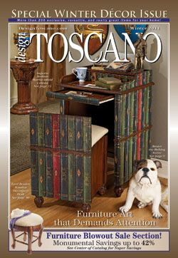 Where to Get 25 Free Furniture Catalogs in the Mail: Design Toscano Furniture Catalog