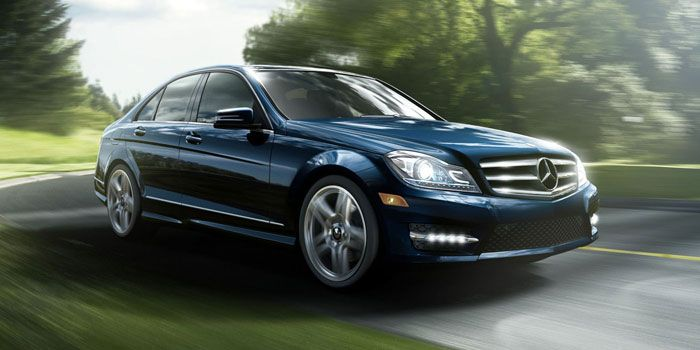 Certified PreOwned CClass SDN Mercedes Benz Mercedes
