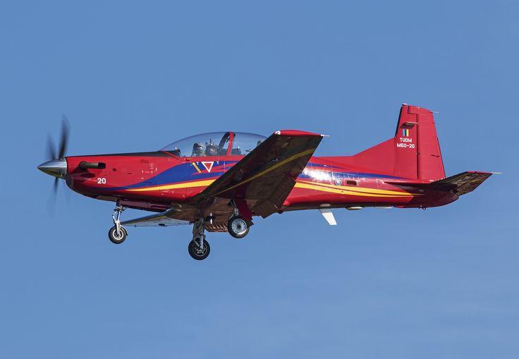 https://flic.kr/p/T1uABd | Pilatus PC-7mkII, Royal Malaysian Air Force | RMAF Alor Setar