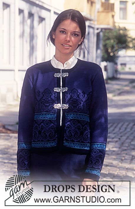 74 best fair isle images on Pinterest | Knit patterns, Knitting ...