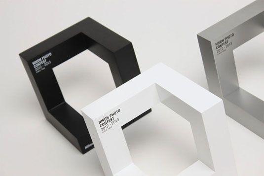 Trophy design deserves an award of its own