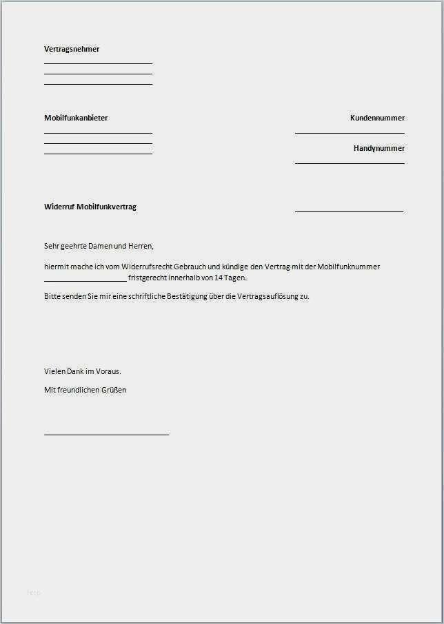 35 Bewundernswert Kundigung Vertrag Telekom Vorlage Modelle In 2020 Vorlagen Word Mobilfunkvertrag Kundigung Schreiben