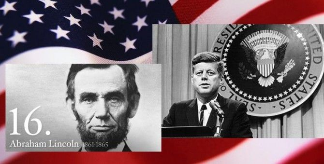 The Mystery Behind the death of President Kennedy And Abraham Lincoln