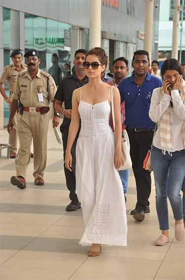 Bollywood airport style 101. To view more, visit:  http://www.vogue.in/content/bollywood-airport-style-101