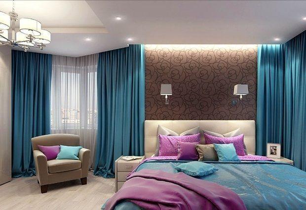 Фотография: Спальня в стиле Современный, Советы, Уютная квартира, Наталья Преображенская – фото на InMyRoom.ru
