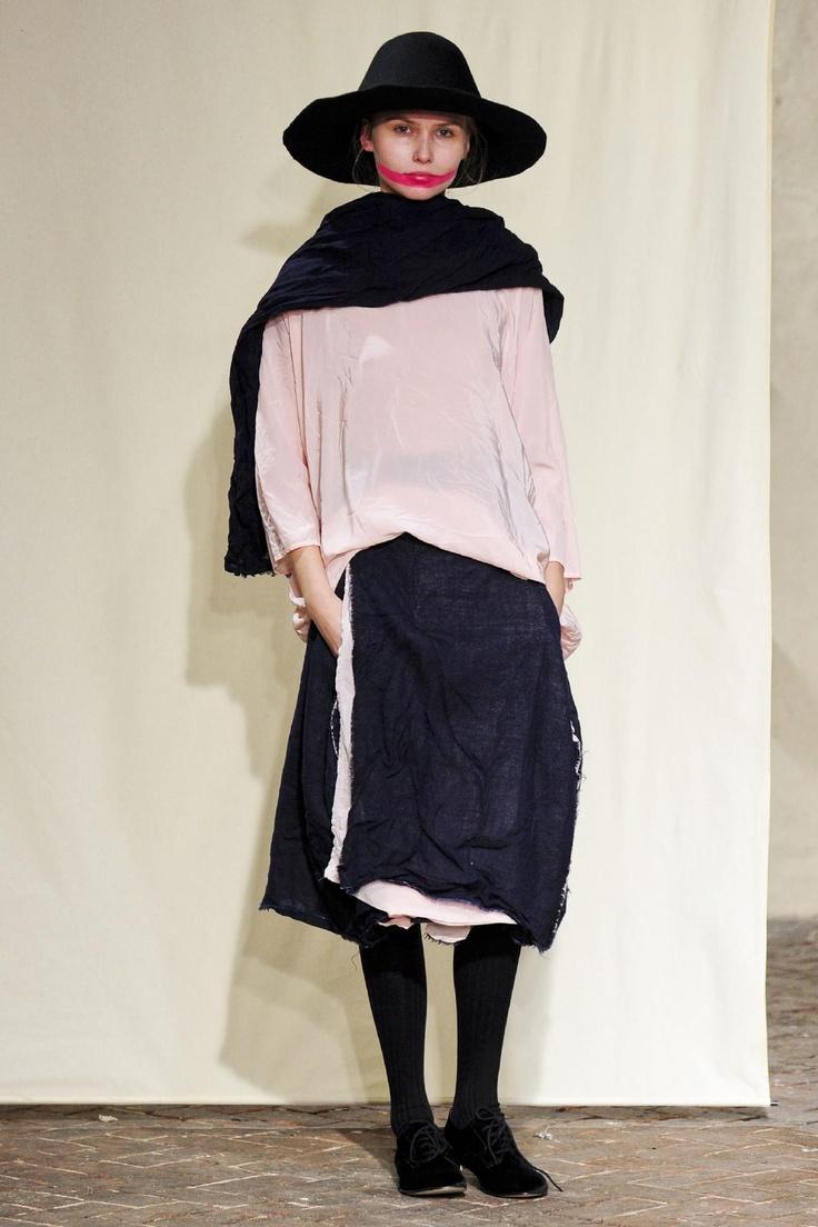 Daniela Gregis Fall 2013 RTW Collection - Fashion on TheCut