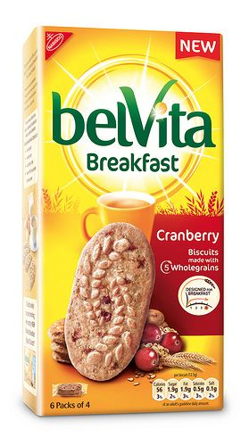 Belvita Breakfast Cranberry