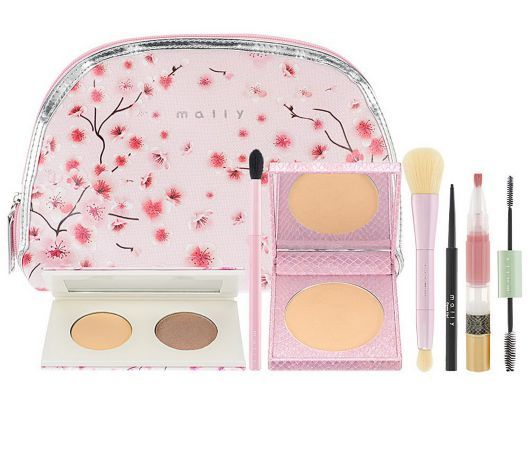 Mally Beauty Mally's Guide to Gorgeous Collection January QVC Today's Special Value