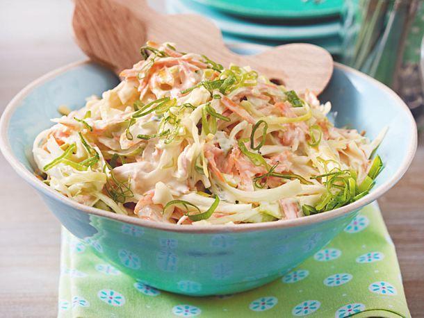 Amerikanischer Krautsalat Rezept   LECKER