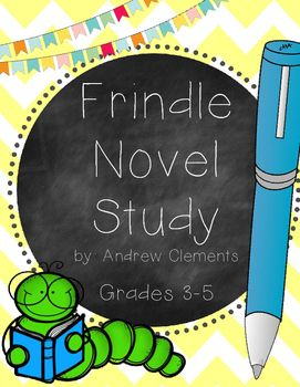 Teaching Frindle beginning of 5th grade | Life in Fifth ...