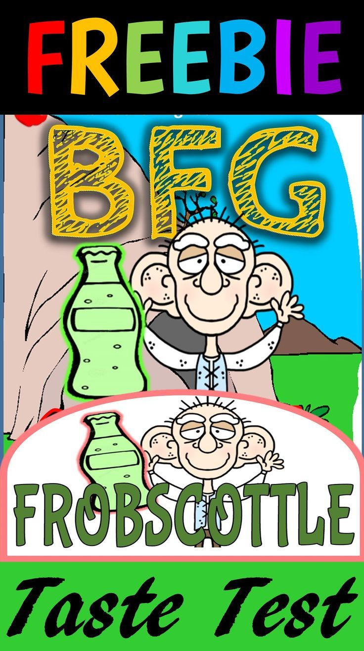 Are You Looking For Some Bfg Fun? How About Tasting Frobscottle? This File  Includes Line Plot Activities
