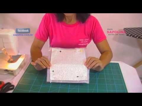 Facilitando a costura de etaflon e plastico sem o uso de calcador especial.