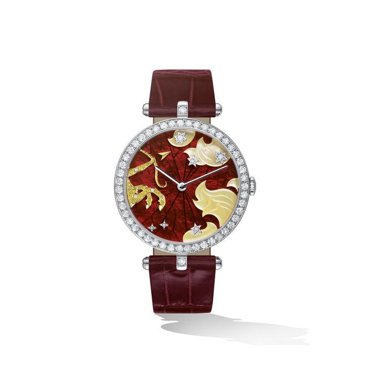 Van Cleef & Arpels - Lady Arpels Sagittarius Extraordinary Dial™
