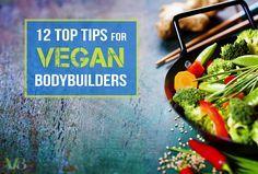 12 TOP TIPS for VEGAN BODYBUILDERS - Definitely add this power-packed snack (no. 6) to your arsenal! READ MORE: https://www.vegetarianbodybuilding.com/vegan-bodybuilding-diet/