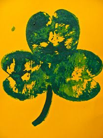 Shamrock Apple Printing