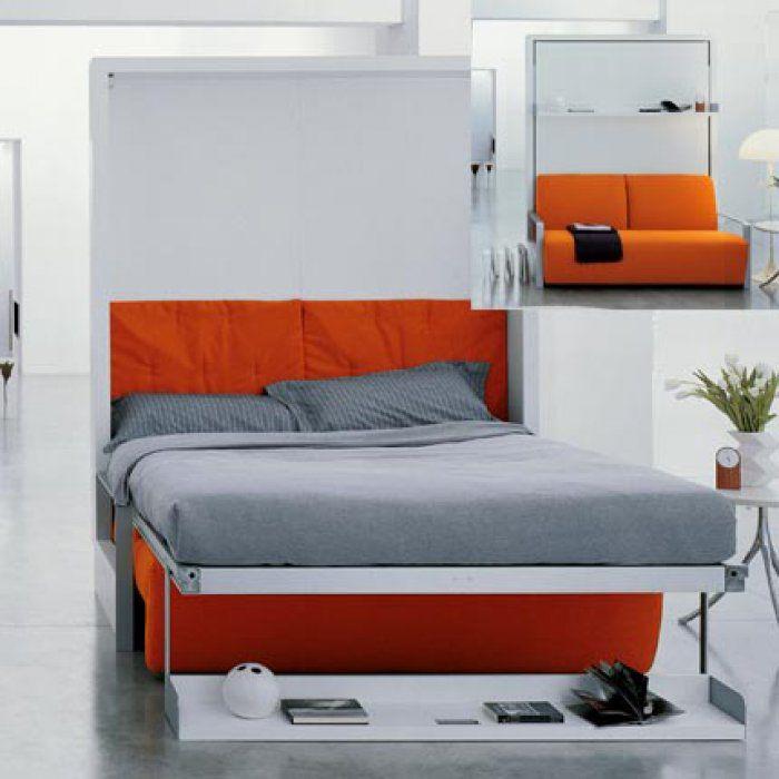 Les lits escamotables : un gain de place assuré !