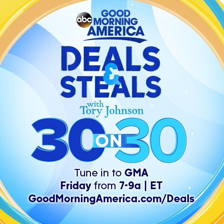 Good morning america deals and steals december 5 2018
