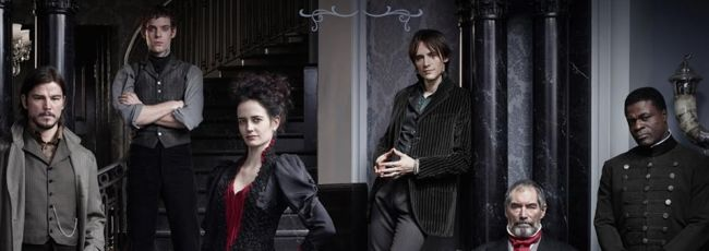 Penny Dreadful (Penny Dreadful) — 1. série
