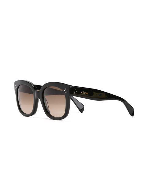 Céline Eyewear Óculos De Sol 'new Audrey' - Petra Teufel - Farfetch.com